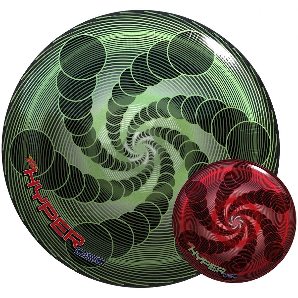 Air Hogs Hyper Disc - Spirála z teček