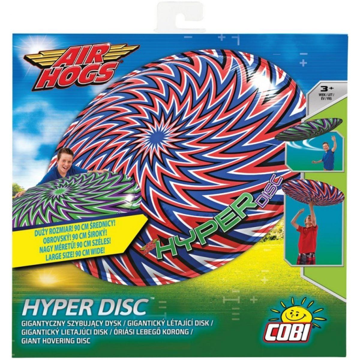 Air Hogs Hyper Disc - Spirála #4