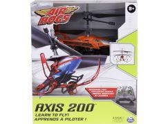 Air Hogs RC Helikoptéra na dálkové ovládání Axis 200 oranžová