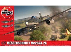 Airfix Classic Kit letadlo A03090 Messerschmitt Me262A-2A 1:72