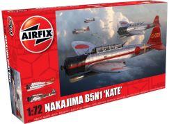 Airfix Classic Kit letadlo A04060 Nakajima B5N1 Kate 1:72