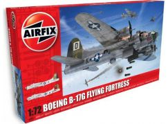 Airfix Classic Kit letadlo A08017 Boeing B-17G FLYING FORTRESS 1:72