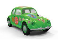 Airfix Quick Build auto J6031 VW Beetle Flower-Power