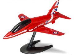 Airfix Quick Build letadlo J6018 RAF Red Arrows Hawk