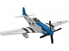Airfix Quick Build letadlo J6046 D-Day P-51D Mustang
