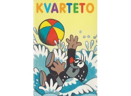 Akim Kvarteto Krtek ve vodě
