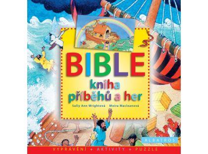 Albatros Bible - Kniha příběhů a her