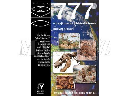 Albatros CD 777 + 1 zajímavost z historie Země