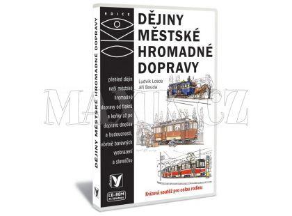 Albatros CD Dějiny městské dopravy
