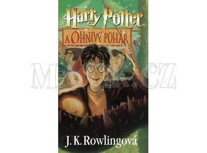 Albatros Harry Potter a Ohnivý pohár