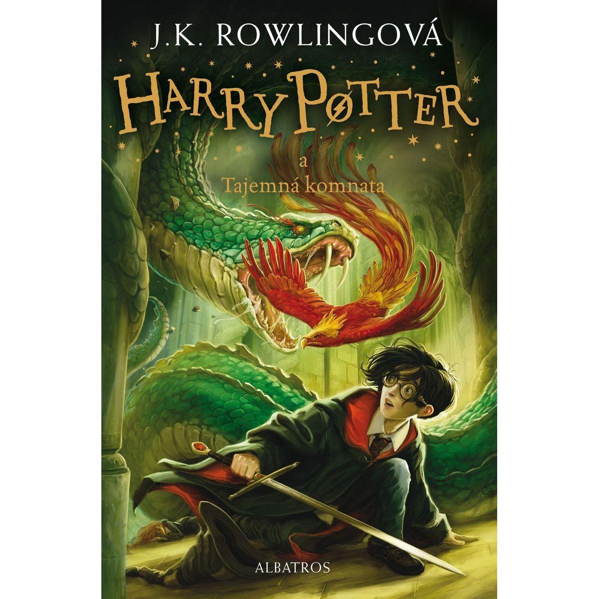 Albatros Harry Potter a Tajemná komnata (2017)