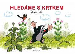 Albatros Knížka leporelo Hledáme s Krtkem