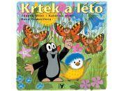 Albatros Knížka Leporelo - Krtek a léto