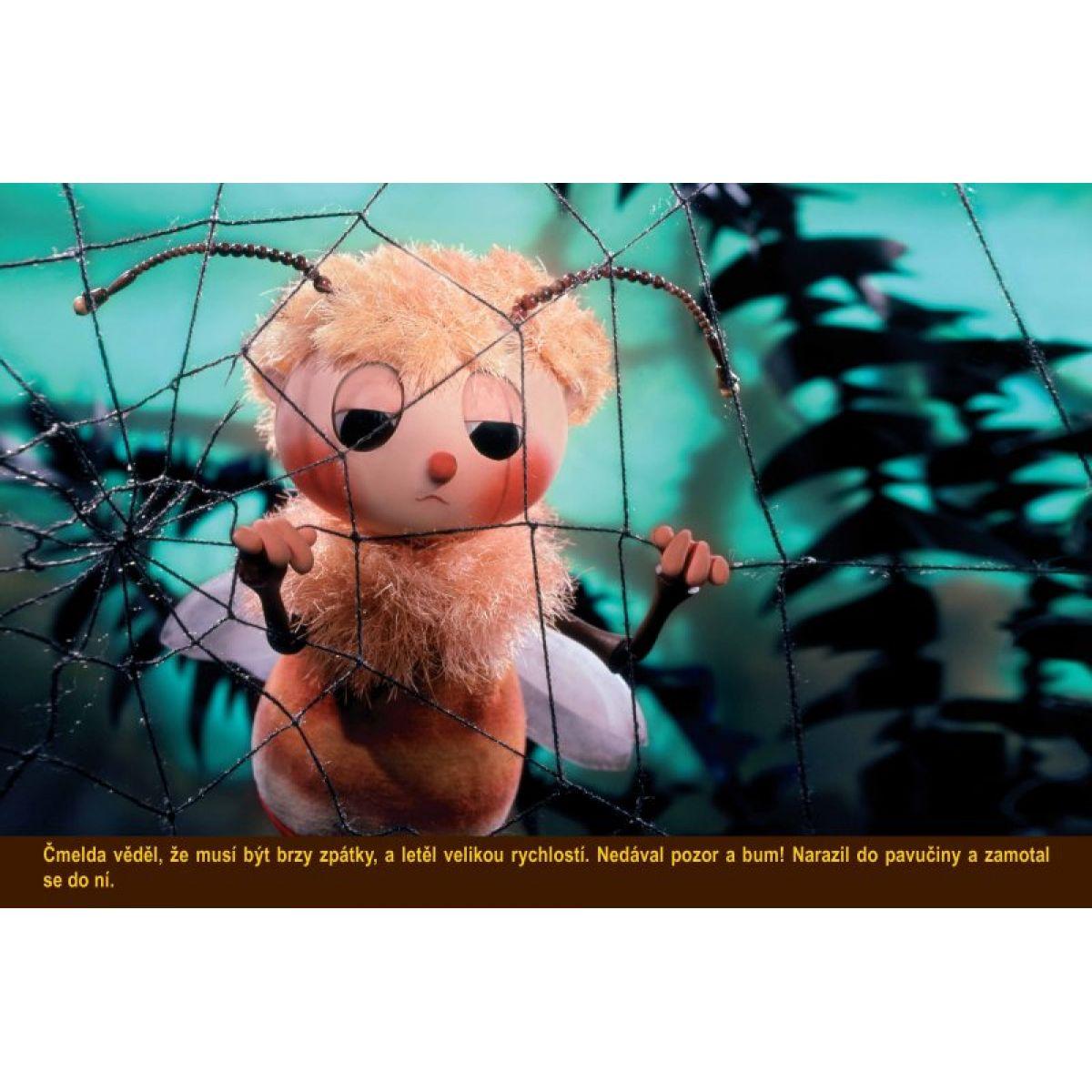 Albatros Knížka leporelo Včelí medvídci a miminko #2