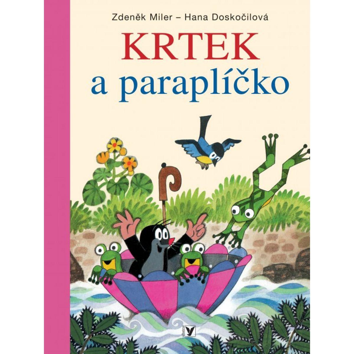 Albatros Krtek a paraplíčko