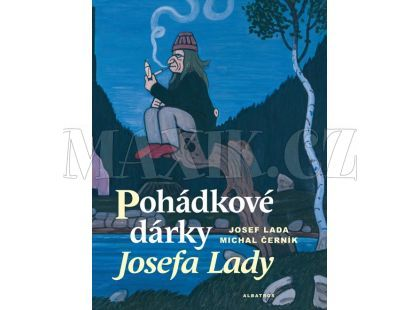 Albatros Pohádkové dárky Josefa Lady