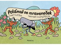 Albatros Polámal se mraveneček leporelo