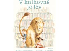 Albatros V knihovně je lev