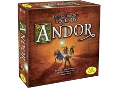 Albi Andor dobrodružné legendy