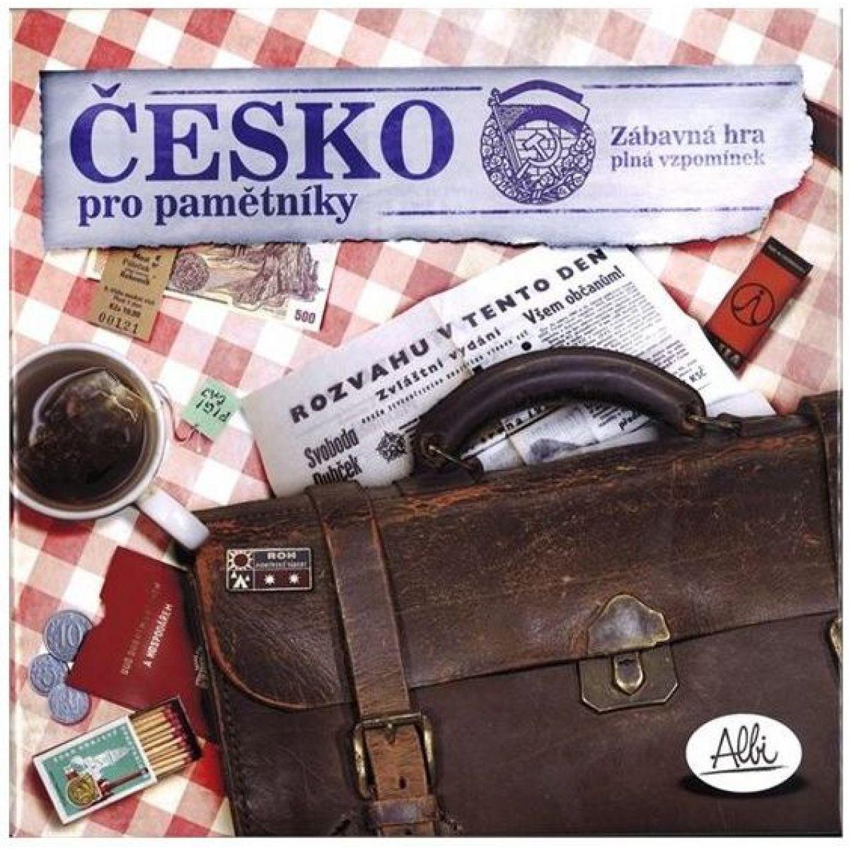 Albi Česko pro pamětníky