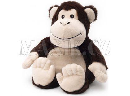 Albi Hřejivá plyšová zvířátka - Opička