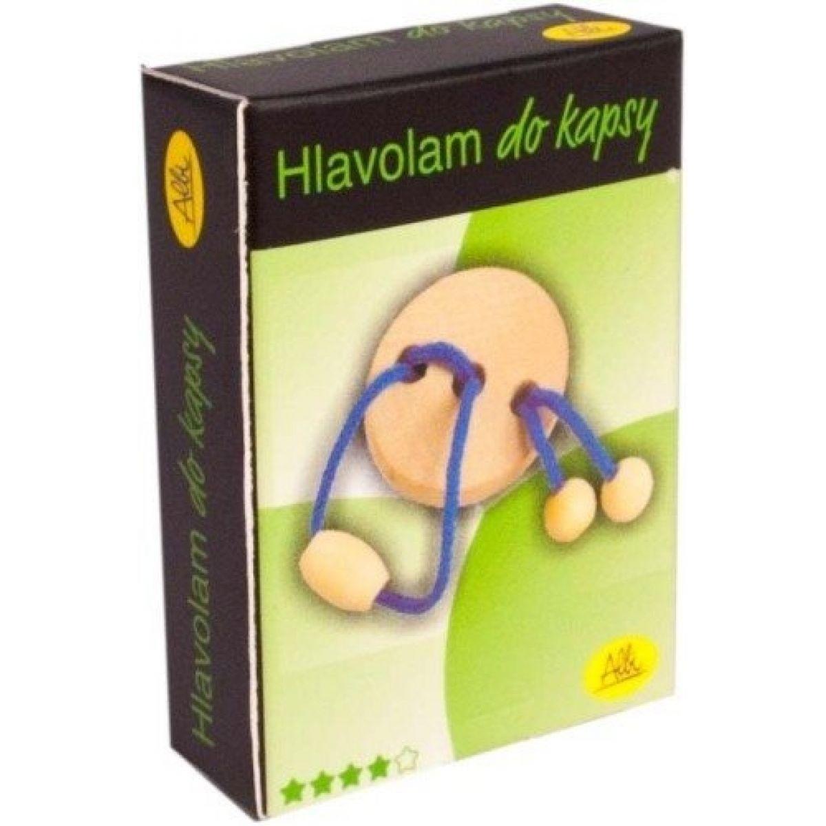 Albi Hlavolam do kapsy - Typ 3