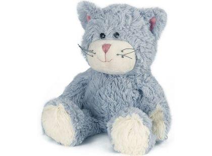 Albi Hřejivá plyšová zvířátka - Kočka šedomodrá