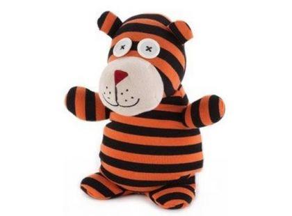 Albi Hřejivá plyšová zvířátka - Ponožkáč Tygřík
