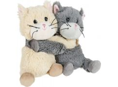 Albi Hřejivá zvířátka v páru Kočičky