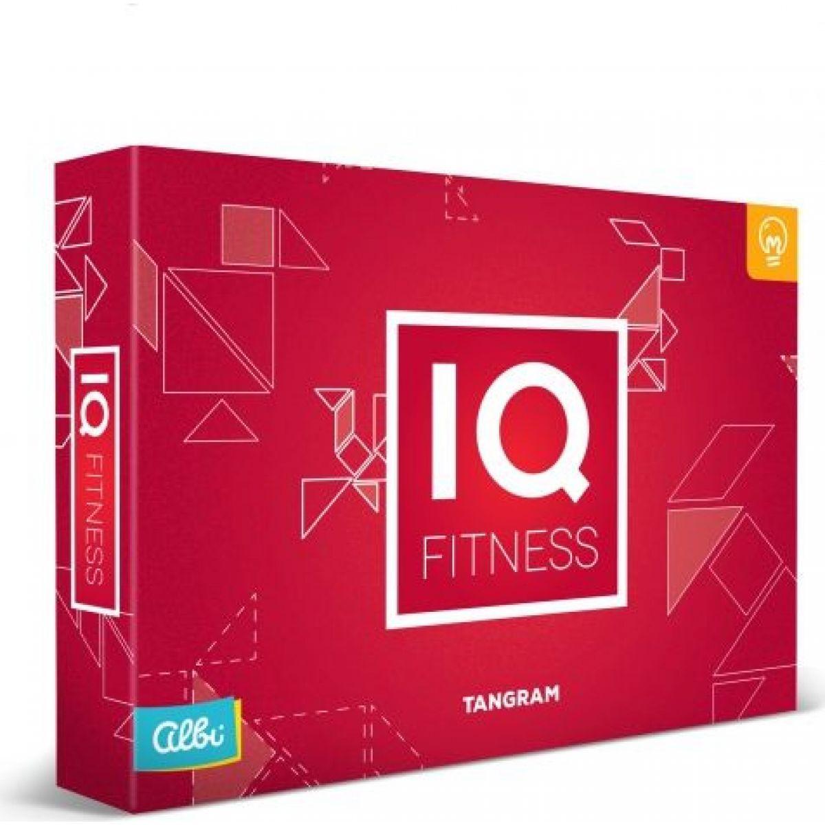 Albi IQ Fitness Tangram