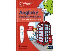 Albi Kouzelné čtení Anglický obrázkový slovník