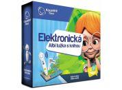 Albi Kouzelné čtení Elektronická tužka a kniha Atlas světa