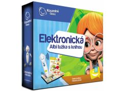 Albi Kouzelné čtení Elektronická tužka s knihou Hravé učení