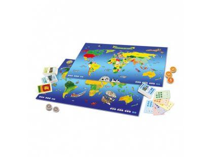 Albi Kouzelné čtení Hra Cesta kolem světa
