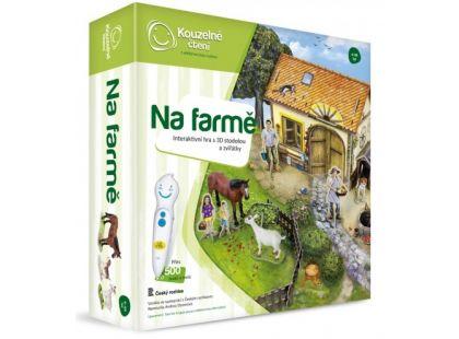 Albi Kouzelné čtení Hra Na farmě