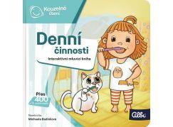 Albi Kouzelné čtení Minikniha Denní činnosti