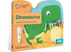 Albi Kouzelné čtení Minikniha s výsekem Dinosauři