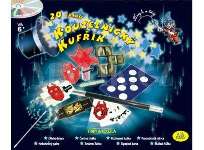 Albi Kouzelnický kufřík s DVD