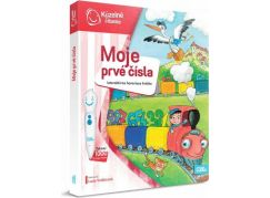 Albi Kúzelné čítanie Kniha Moje prvé čísla SK