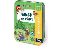 Albi Kvído Cestovatel Bingo výlety
