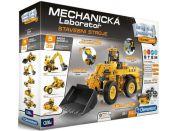 Albi Mechanická laboratoř Stavební stroje
