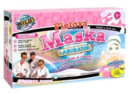 Albi Pleťová maska - laboratoř