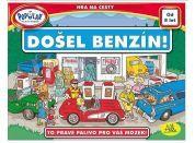 Albi Popular Došel benzín!