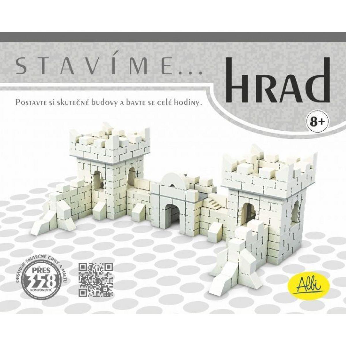 Albi Stavíme - Hrad