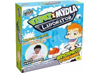 Albi Vtípky z mýdla - laboratoř