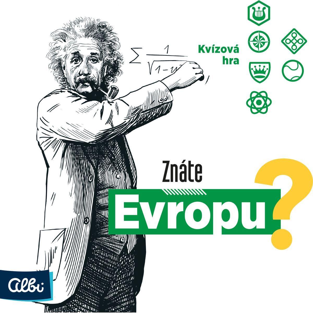 Albi Znáte Evropu?