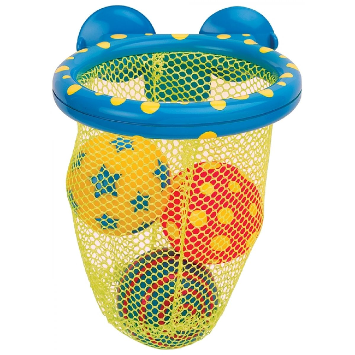 Alex Hračka do vody koš s míčky