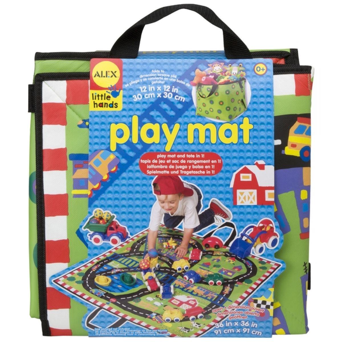 Alex Podložka na hraní pro děti 91x91cm