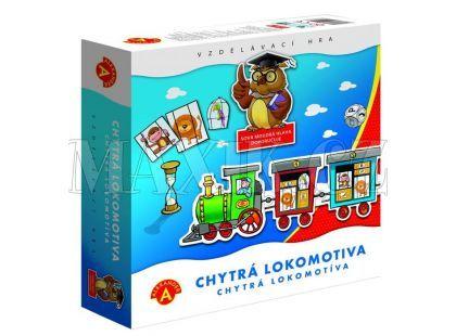 Alexander Chytrá lokomotiva společenská hra