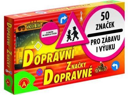 Alexander Dopravní značky 50ks